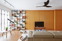 Living room design ideas: 7 contemporary storage feature ...