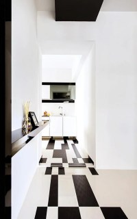 How to level out the lower kitchen floor in an old HDB ...