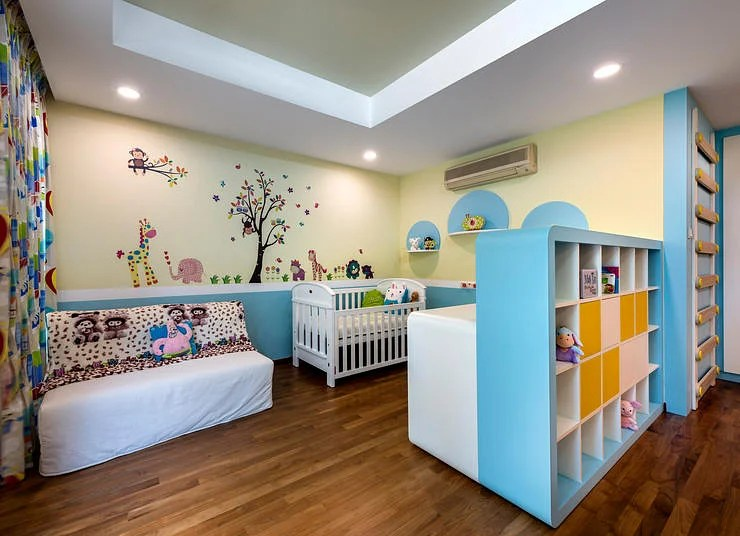 5 Great Space Planning Ideas For A Nursery Home Decor