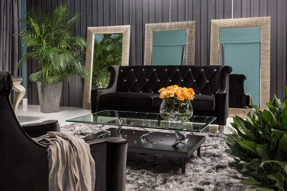 Dorado Furniture for a Transitional Living Room with a Sofas and - el dorado living room sets
