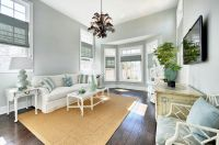 Sherwin Williams Sea Salt for a Victorian Dining Room with ...