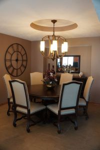 Kitchen Table Omaha for a Traditional Kitchen with a ...