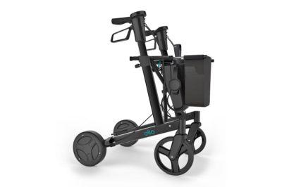 ello: Elektrischer Rollator für Senioren von Startup eMovements