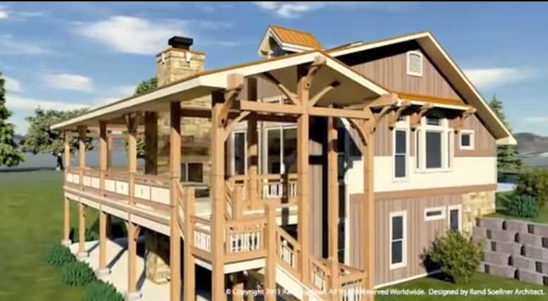 How To Hire An Architect | Mountain Home Architects, Timber Frame