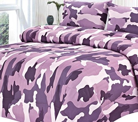 Camouflage Bedding