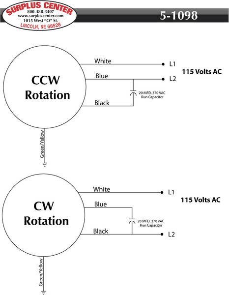 120vac relay wiring diagram
