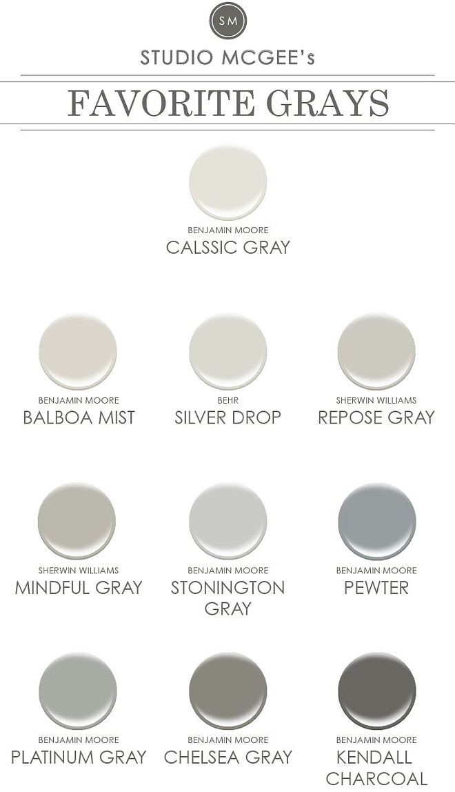 2016 Paint Color Ideas For Your Home - Home Bunch – Interior