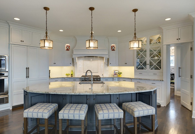 Inspiring Lake House Interiors - Home Bunch u2013 Interior Design Ideas - lake house kitchen ideas