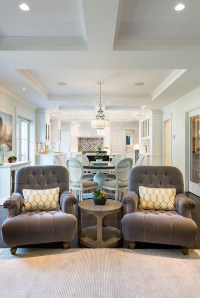 Restoration Hardware Living Room Chairs