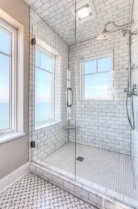 Tile Ceiling In Shower