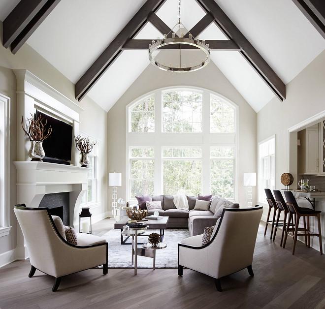 Interior Design Ideas - Home Bunch Interior Design Ideas - concrete wall design example
