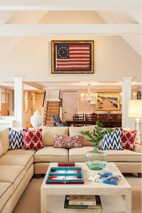 Cape Cod Cottage with Coastal Interiors - Home Bunch ...