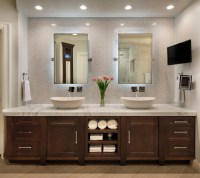 Bathroom Mirrors With Lights Behind : Perfect White ...