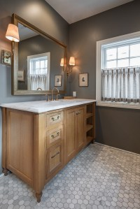 Bathroom Wall Color With Oak Cabinets. 124 best what to do ...