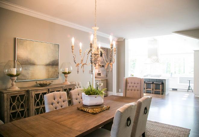Kitchen \ Dining Room Remodel Ideas - Home Bunch u2013 Interior Design - mindful gray living room