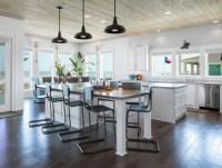 Coastal Farmhouse Interior Design - Home Bunch Interior ...