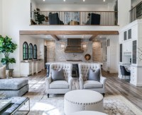 Modern French Chateau Style Custom Home Design - Home ...