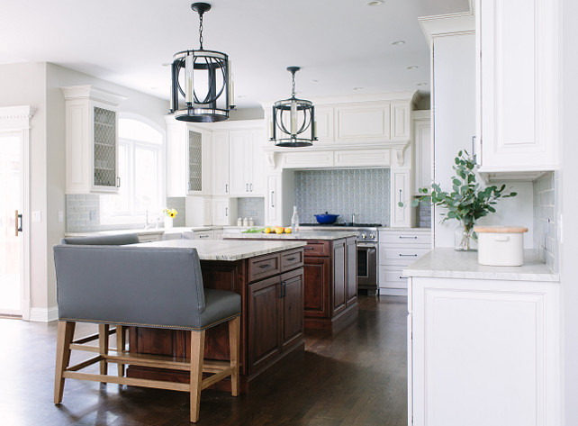 Before-And-After Double Island Kitchen Renovation - Home Bunch