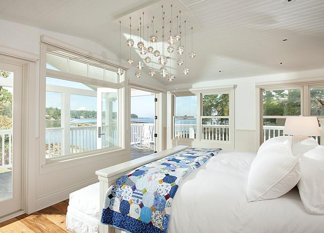 Transitional Coastal Home - Home Bunch u2013 Interior Design Ideas - coastal home decor