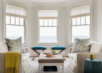 Bay Window Decorating Living Room