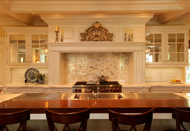 60 Inspiring Kitchen Design Ideas - Home Bunch u2013 Interior Design Ideas - kitchen hood ideas