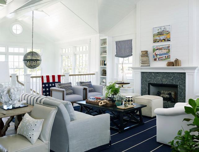 Latest Coastal Living Showhouse - Home Bunch u2013 Interior Design Ideas - coastal living room furniture