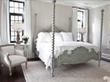 Sherwin Williams Accessible Beige Bedroom