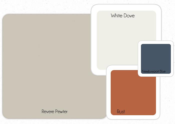 Inspiring Interior Paint Color Ideas - Home Bunch – Interior