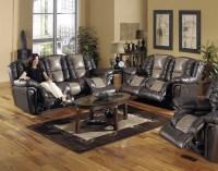 Jaguar 2 Piece Power Reclining Sofa Set in Valentino Two ...