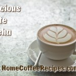 White Chocolate Mocha Recipe-Heavenly Hot Drink!