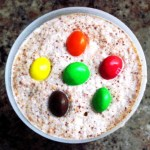 Peanut Butter M&M Frappuccino Recipe