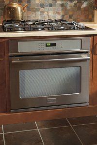 Oven and Microwave Cabinet - Homecrest Cabinetry