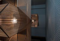 The Angles pendant lamp is perfect harmony of laser-cut ...