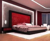 Red Bedroom Design Ideas, Pictures, Decor Tips | Home ...