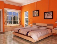 Epic Orange Bedroom Designs, Decorating Ideas, Photos ...