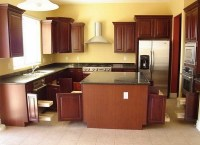 Beautiful Yellow and Brown Kitchen Interior Designs | Home ...