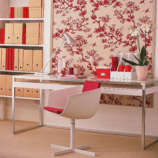 Beautiful Home Office