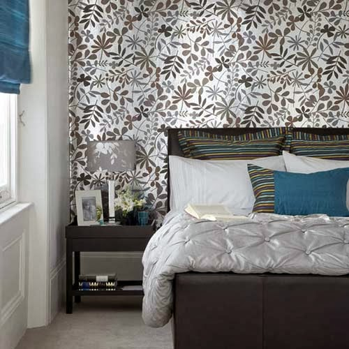 Modern Floral Wallpaper Patterns