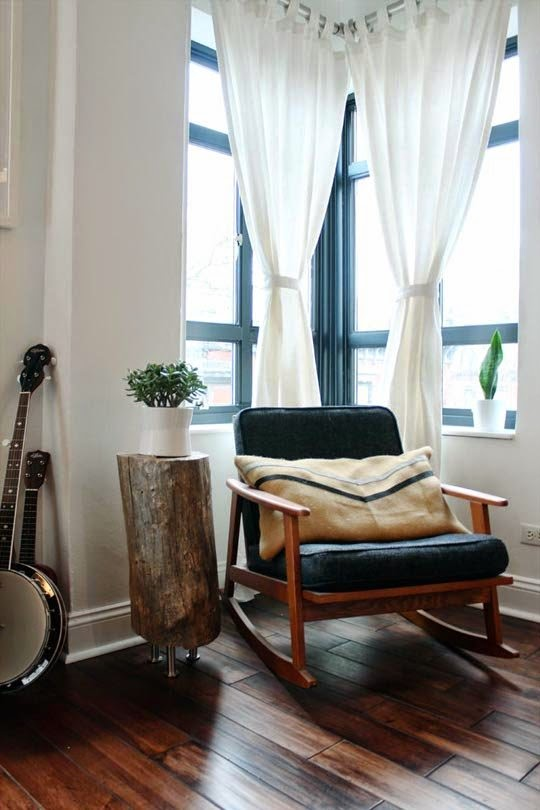 Mid-Century Modern Rocking Chairs