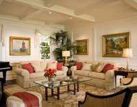 Easiest Ways to Furnish a Colonial Living Room - Home ...