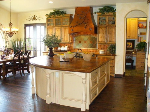 The Best Country Kitchen Ideas for Small Ranch - Home Decor Help - small country kitchen ideas