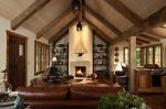 Small Cabin Living Room Designs
