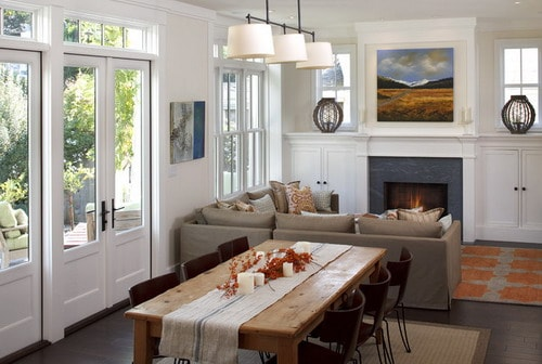 Small Living Room Dining Room Combo - Home Decor Help - Home Decor - living room and dining room combo