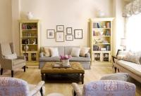The Best Wall Treatments for French Country Living Room ...