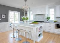 Amazing Cabinet Ideas for White Kitchen Designs - Home ...