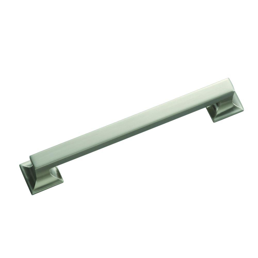 N z kitchen cabinet door pulls Satin Nickel Cabinet Pull