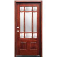 Entry Doors: Wood Entry Doors Home Depot
