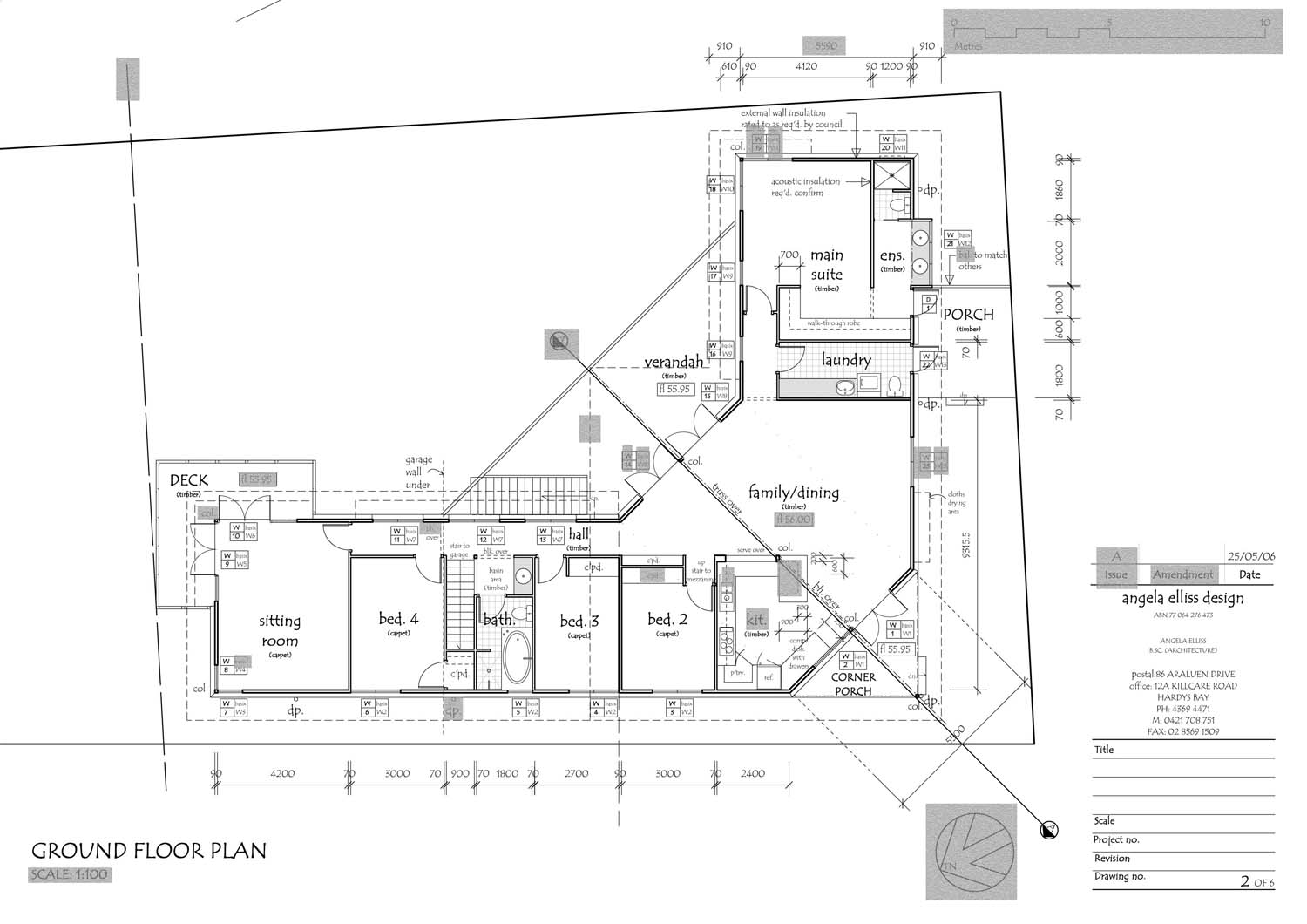 reading building electrical plans