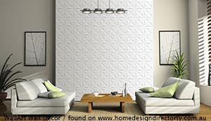 Diy 3d Wall Panel Installation