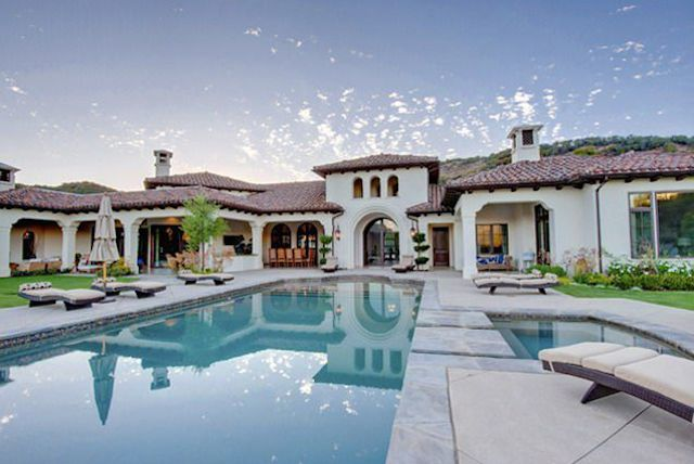 Luxury Home Design: Inside The House Of Britney Spears